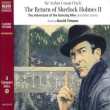 The Return of Sherlock Holmes II : The Adventure of the Dancing Men and Other Stories, CD-Audio Book