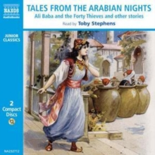 The Arabian Nights, CD-Audio Book