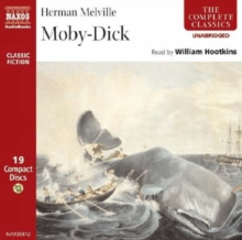 Moby-Dick, eAudiobook MP3 Book