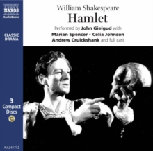 Hamlet, CD-Audio Book