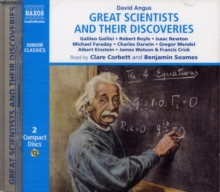 Great Scientists and Their Discoveries, CD-Audio Book