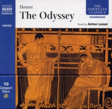 The Odyssey, CD-Audio Book