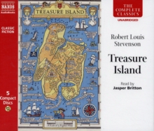 Treasure Island : Unabridged, CD-Audio Book