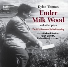 Under Milk Wood and Other Plays, CD-Audio Book