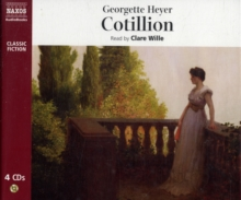 Cotillion, CD-Audio Book