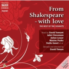 From Shakespeare - with Love, CD-Audio Book