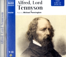 Alfred, Lord Tennyson, CD-Audio Book