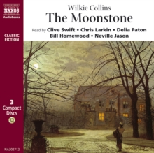 The Moonstone, eAudiobook MP3 eaudioBook