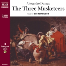 The Three Musketeers, eAudiobook MP3 eaudioBook