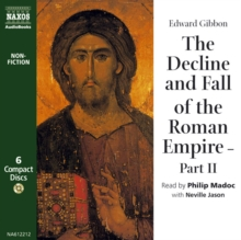 The Decline & Fall of the Roman Empire - Part 2, eAudiobook MP3 eaudioBook