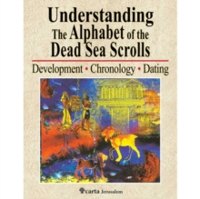 Understanding the Alphabet of the Dead Sea Scrolls, Paperback Book