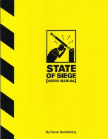 State of Siege : User's Manual, Paperback / softback Book