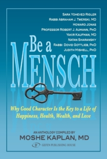 Be A Mensch, Paperback / softback Book