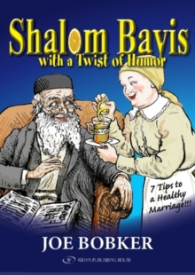 Shalom Bayis with a Twist of Humor, Hardback Book