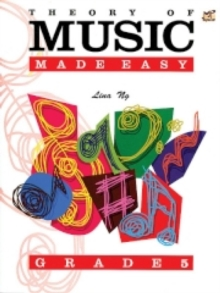 Theory of Music Made Easy : Grade 5, Sheet music Book