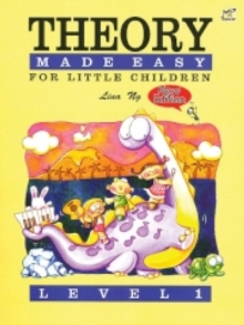 Theory Made Easy For Little Children Level 1, Book Book