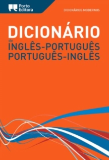 English-Portuguese & Portuguese-English Modern Dictionary, Mixed media product Book