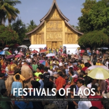 Festivals of Laos, Paperback / softback Book