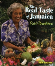 The Real Taste of Jamaica, Paperback Book