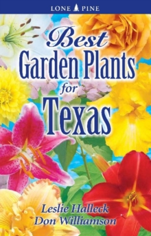 Best Garden Plants of Texas, Paperback / softback Book