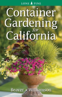 Container Gardening for California, Paperback / softback Book