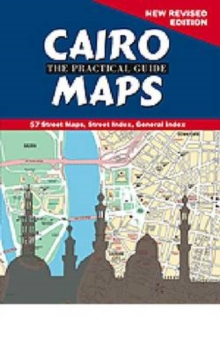 Cairo : The Practical Guide Maps, Paperback / softback Book