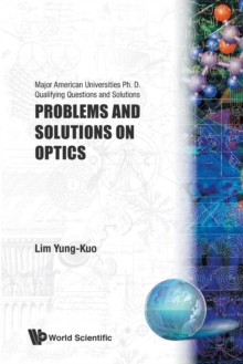 Problems And Solutions On Optics, Paperback / softback Book