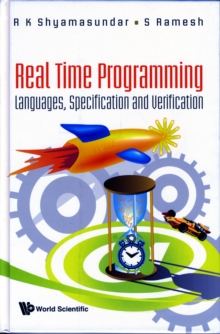 Real Time Programming: Languages, Specification And Verification, Hardback Book