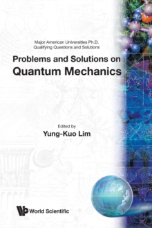 Problems And Solutions On Quantum Mechanics, Paperback Book