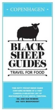 Black Sheep Guides. Travel for Food : Copenhagen, Paperback Book