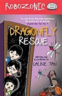 Dragonfly Rescue, Paperback Book