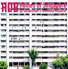 HDB Homes of Singapore, Paperback / softback Book