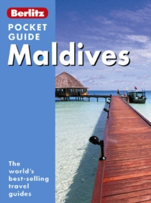 Berlitz: Maldives Pocket Guide, Paperback Book