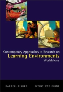 Contemporary Approaches To Research On Learning Environments: Worldviews, Paperback / softback Book