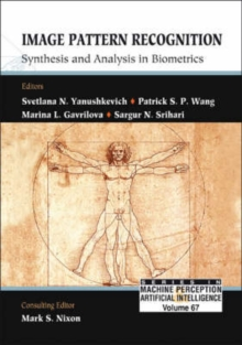 Image Pattern Recognition: Synthesis And Analysis In Biometrics, Hardback Book