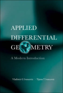 Applied Differential Geometry: A Modern Introduction, Hardback Book