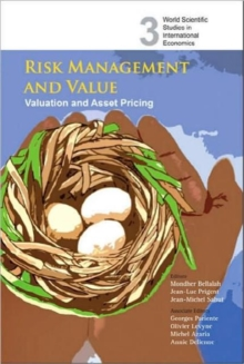 Risk Management And Value: Valuation And Asset Pricing, Hardback Book