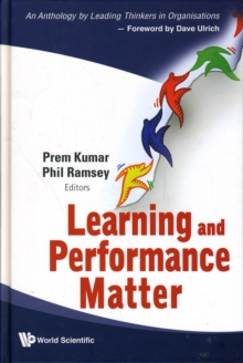 Learning And Performance Matter, Hardback Book