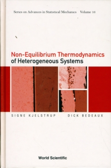 Non-equilibrium Thermodynamics Of Heterogeneous Systems, Hardback Book