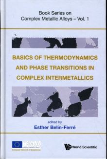 Basics Of Thermodynamics And Phase Transitions In Complex Intermetallics, Hardback Book