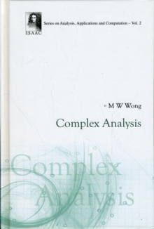 Complex Analysis, Hardback Book
