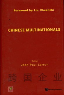 Chinese Multinationals, Hardback Book