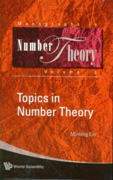 Topics in Number Theory, Hardback Book