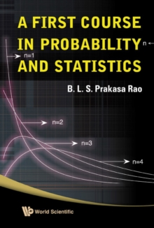 First Course In Probability And Statistics, A, Paperback / softback Book