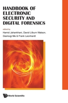 Handbook of Electronic Security and Digital Forensics, Hardback Book