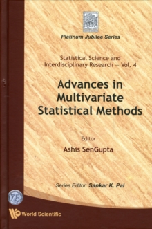Advances In Multivariate Statistical Methods, Hardback Book