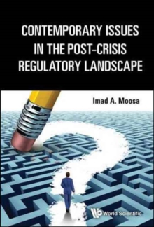 Contemporary Issues In The Post-crisis Regulatory Landscape, Hardback Book