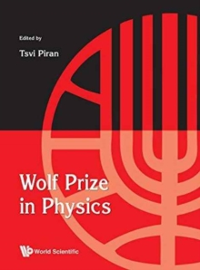 Wolf Prize In Physics, Hardback Book