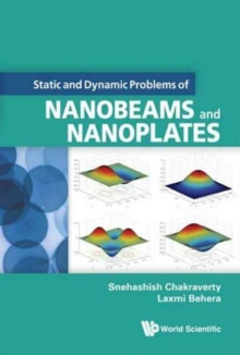 Static And Dynamic Problems Of Nanobeams And Nanoplates, Hardback Book