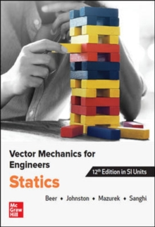 VECTOR MECHANICS FOR ENGINEERS: STATICS, SI, Paperback / softback Book